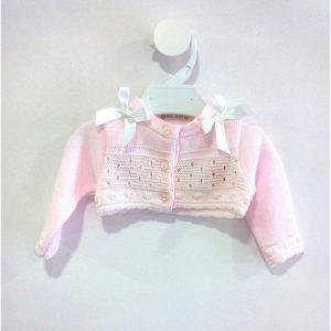 Bolero tricot dk212